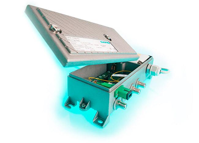 optischer fiber node